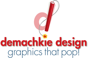 Demachkie Design logo