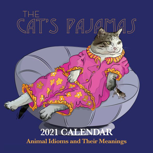 illustration of The Cats Pajamas