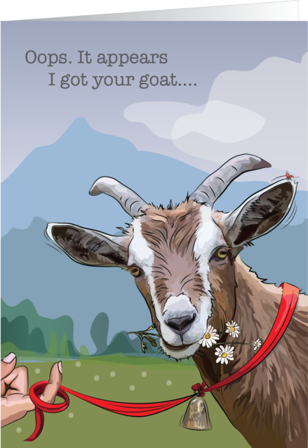 goat illustration